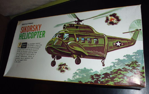 Sikorsky S-62 Ringo Toy Corps