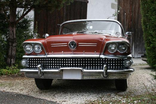 buick riviera 1958  s u00e9rie special