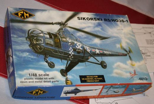 Sikorski R5/H03S-1