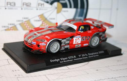 "Dodge Viper GTS-R ""Fly"""