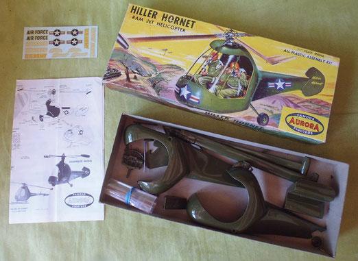 Hiller Hornet Aurora