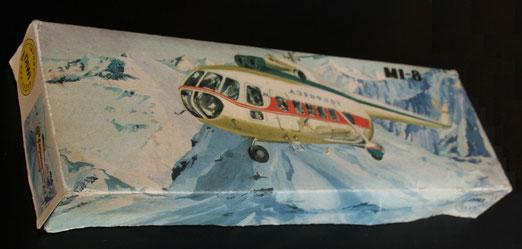 Mi-8 au 1/48 DIWI