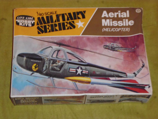 Aeriial Missile, kit Cessna de chez Hobby Kits