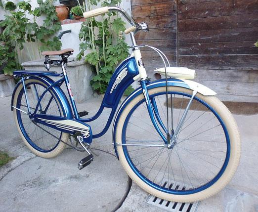 Vélo Bull Dog 1952