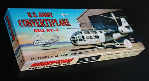 Convertiplane Bell XV-3