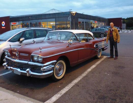 Buick Riviera 1958