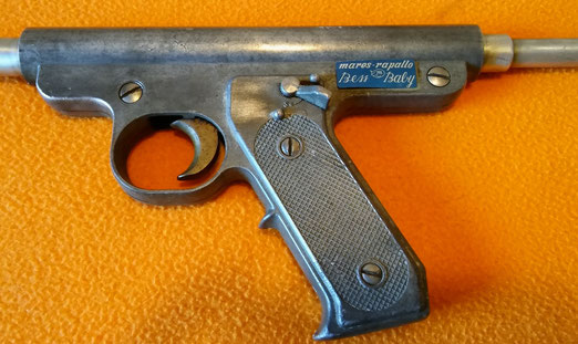 Fusil Mares Rapallo Bess Baby