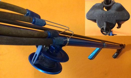 Fusil Rene cavalero champion, modelo de luxe, tubo con diametro de 28mm