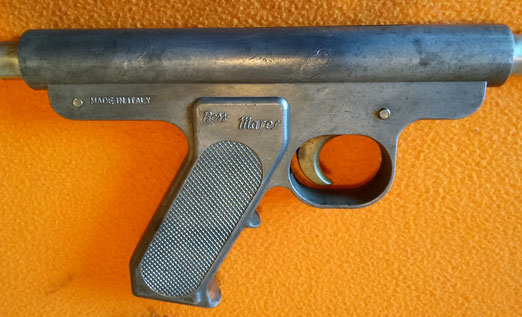 Fusil Mares Rapallo Bess Baby.