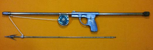 Fusil Beltran de muelle a compresion