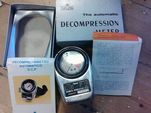 descompresimetro nemrod
