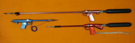 Fusil Pelletier modelos P1 Y P2
