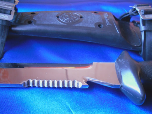 Cuchillo multiple o profesional