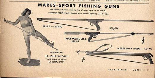 Fusiles Mares
