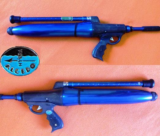 Fucile sub Alcedo Hydra fabricado en Italia en 1957