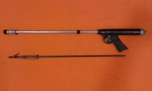 Fusil oleoneumatico Copino modelo 101 de 1955