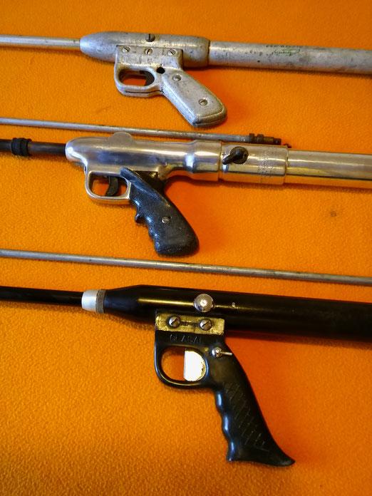 Fusil Beltran 175, Copino 104 y Clasal 111A
