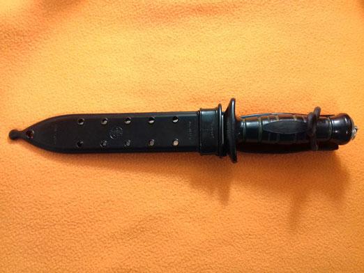 Cuchillo Nemrod Modelo Marina, años 60
