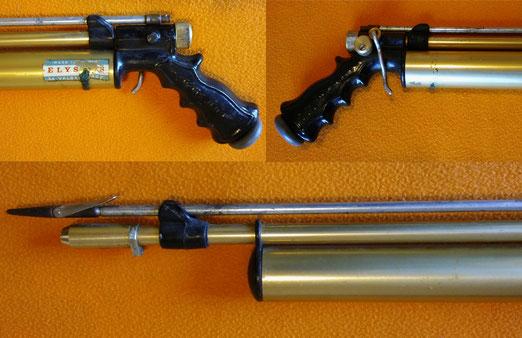Fusil L air Balett, modelo Elysées..