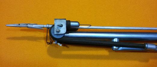 Fusil Roller Hurricane COMET.