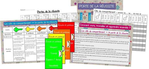 8d1504443c34 PORTE DE LA REUSSITE - laclasse2delphine !