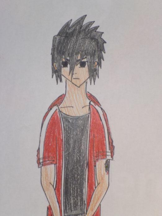 Sasuke - Leader der Deathly Snakes