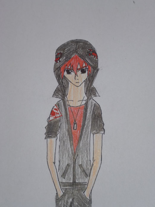 Sasori - Leader der Red Scorpions