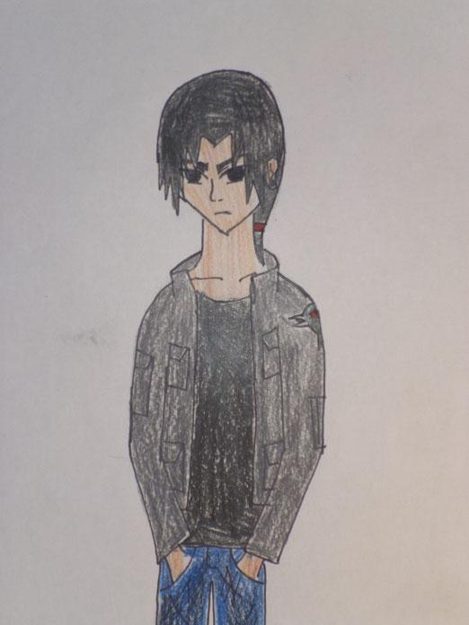 Itachi - Leader der Ravens