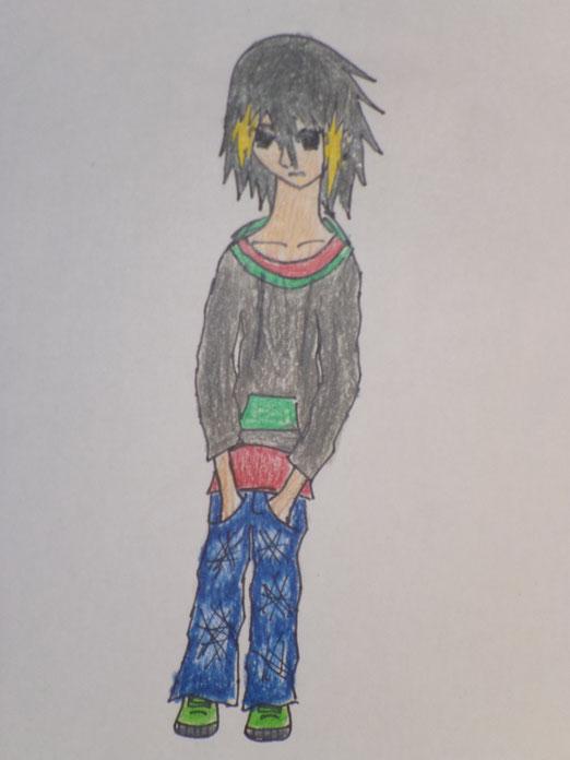 Itoe mit ca. 11 Jahren