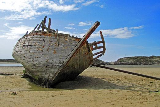 Eddie´s Boat Dunbeg Irland