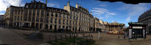 Bordeaux Theaterplatz