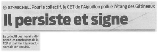 Presse-Océan 29 Nov 2012