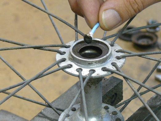 moyeu roue solex