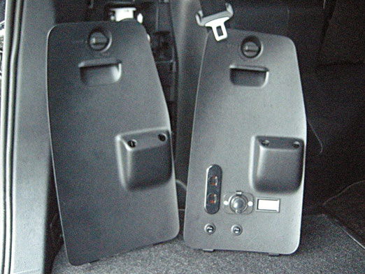 VOXY、ノア、セレナ、などにサブバッテリーや走行充電システムを付けられます。
