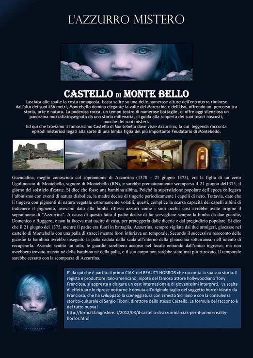 visita al castello di montebello