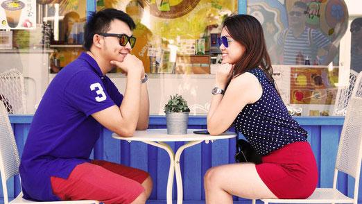 Tipps für das Date mit einer Frau