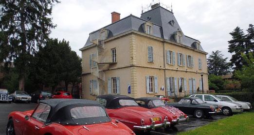 Sortie Rochetaillée association La Manivelle Chambéry
