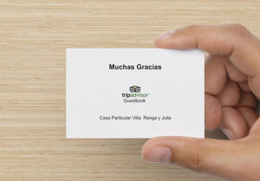 Business card to the larger make click here