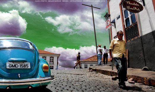 Ouro Preto MG / artexpreso . rodriguez udias 2013
