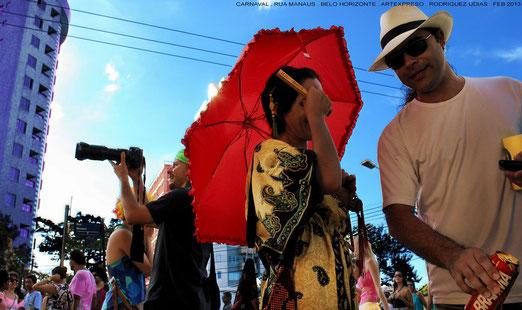Bloco de Carnaval . BH artexpreso 2013