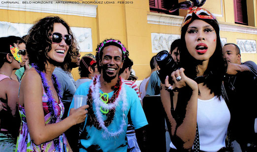 Carnaval em Belo Horizonte . artexpreso 2013