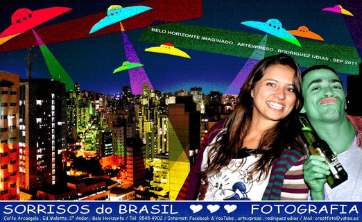 Sorrisos do Brasil / Artexpreso 2011