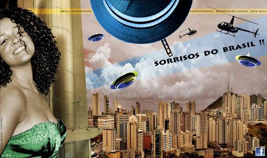 Ellen Wilson / Sorrisos do Brasil / Artexpreso 2013