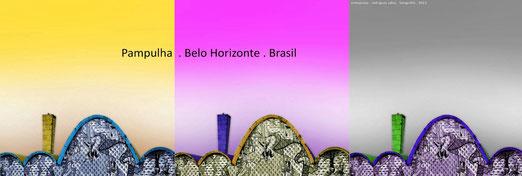 Pampulha . Belo Horizonte / artexpreso . rodriguez udias 2013