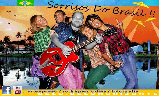 Sorrisos do Brasil / Artexpreso 2013