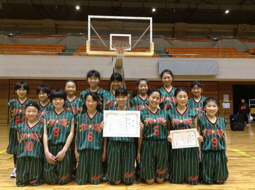 優勝おめでとう!