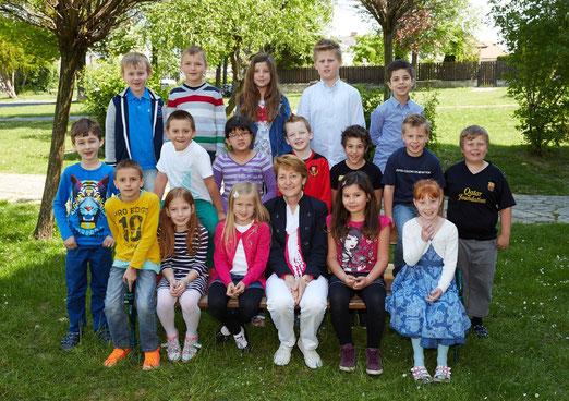 3a Klasse Schuljahr 2014/15 Klassenlehrerin Maria Reinfeld