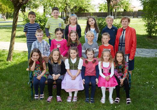 2a Klasse Schuljahr 2014/15 Klassenlehrerin Irene Neuhold