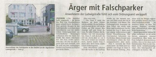 Offenbach Post v. 09.10.2015