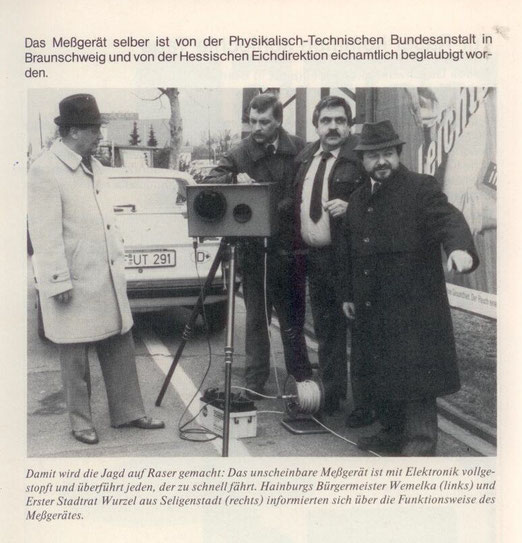 Jahrbuch der Gemeinde Hainburg 1988